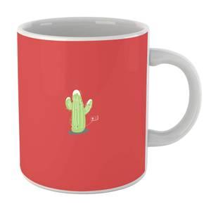 Cactus Fairy Lights Mug