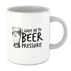 Beer Pressure Mug