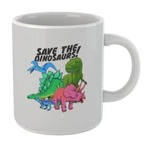 Save The Dinosaurs Mug