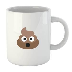 Poo Face Mug
