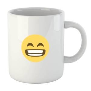 Wide Grin Face Mug