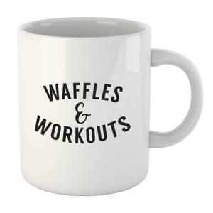 Waffles And Workouts Mug