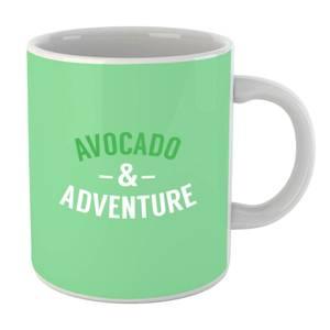 Avocado And Adventure Mug