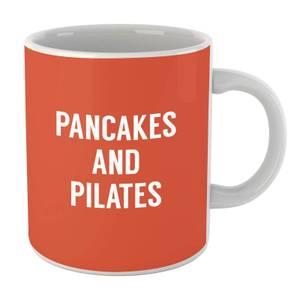 Pancakes And Pilates Mug