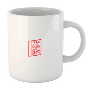Insert Coint To Play Mug