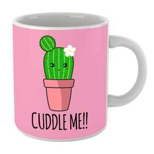 Cuddle Me Cactus Mug