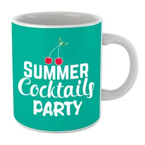 Summer Cocktails Party Mug