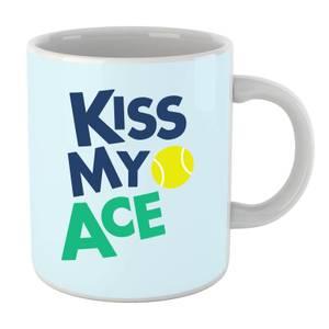 Kiss My Ace Mug