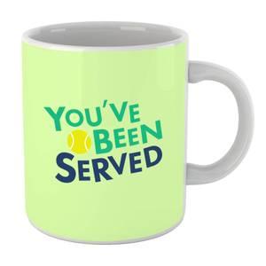 You've Been Served Mug