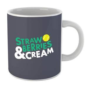 Strawberries And Cream Mug