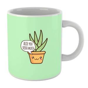 Aloe You Vera Much Mug