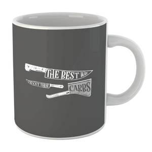 The Best Way To Cut Them Carbs Mug