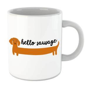 Hello Sausage Mug