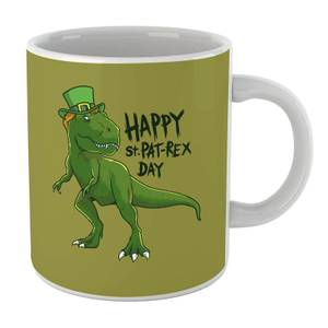 Happy St Pat-Rex Mug