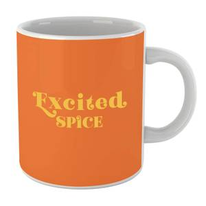 Excited Spice Mug