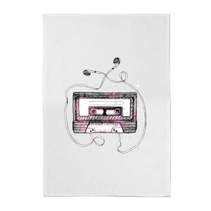Mixtape Cotton Tea Towel