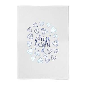 Shine Bright Cotton Tea Towel