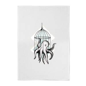 Set Me Free Cotton Tea Towel