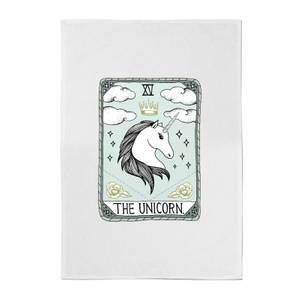 The Unicorn Cotton Tea Towel