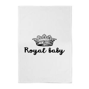 Royal Baby Cotton Tea Towel