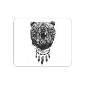 Dreamcatcher Bear Mouse Mat