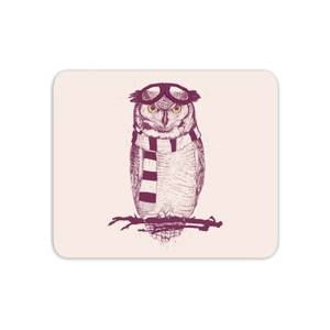 Winter Owl Mouse Mat