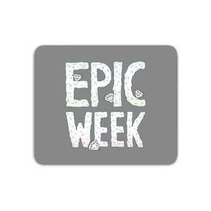 Epic Week Mouse Mat