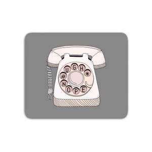 Phone Call Mouse Mat