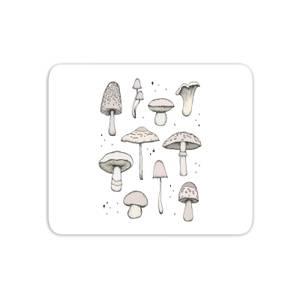 Mushrooms Mouse Mat