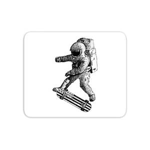 Kickflip In Space Mouse Mat