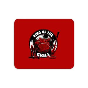 King Of The Grill Mouse Mat