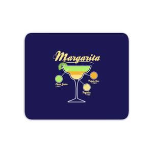 Infographic Margarita Mouse Mat