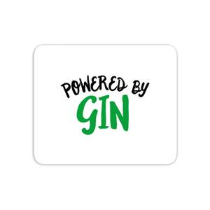 Powered By Gin Mouse Mat