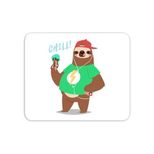 Sloth Chill Mouse Mat