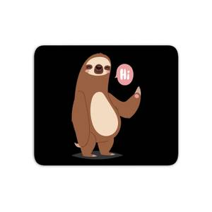 Sloth Hi Mouse Mat