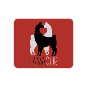 Lamaour Mouse Mat