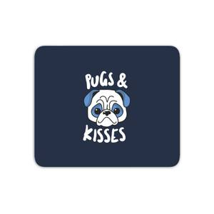Pugs & Kisses Mouse Mat