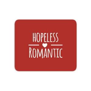 Hopeless Romantic Mouse Mat