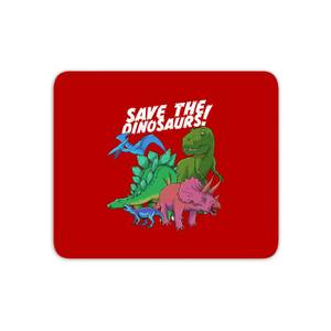 Save The Dinosaurs Mouse Mat