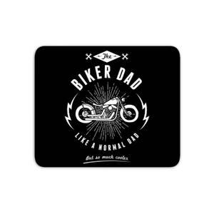 Biker Dad Mouse Mat