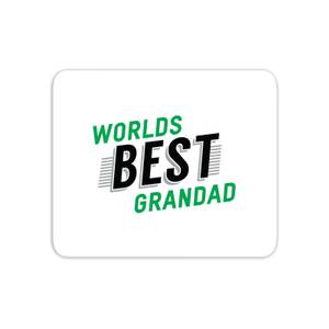 Worlds Best Grandad Mouse Mat
