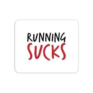 Running Sucks Mouse Mat