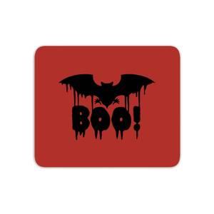 Boo Bat Mouse Mat
