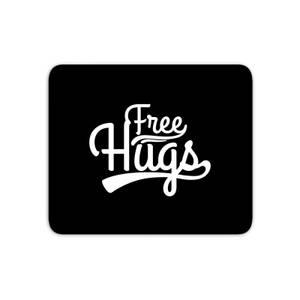 Free Hugs Mouse Mat