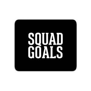 Squad Goals Mouse Mat