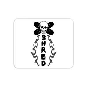 Shred Skateboards Mouse Mat