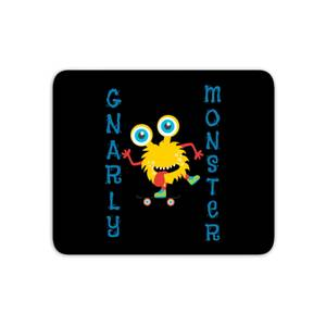 Gnarly Monster Mouse Mat