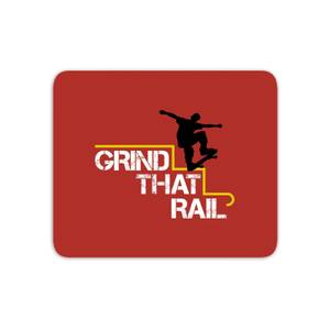Grind That Rail Mouse Mat