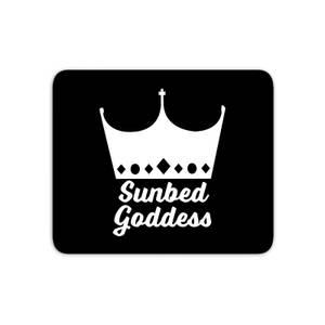 Sunbed Goddess Mouse Mat