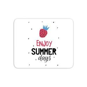 Enjoy Summer Days Mouse Mat